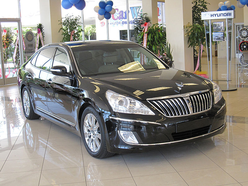 File:2010 Hyundai Equus VS460 (Korea Domestic) - Flickr - skinnylawyer ...