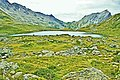 2011-08-12. Lac Jovet inférieur, vu côté nord. (3).jpg