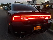 Dodge Charger (LX/LD) - Wikipedia