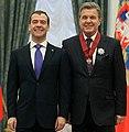 2012-02-22 Дмитрий Медведев, Лев Лещенко (cropped).jpeg