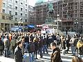 2012-02-25 ACTA protests in Belgrade.jpg