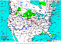 2012-02-26 Surface Weather Map NOAA.png