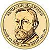 Harrison dollar