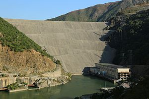 2013-10-03 Fierza Hydroelectric Power Station, Albania 0632