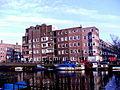 20130421 Amsterdam 33 Erasmusgracht, Hoofdweg, Orteliusstraat, Saidja en Adindabrug.JPG