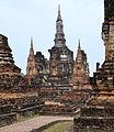 201312131145b HL ps Sukothai, Wat Mahathat.jpg