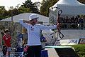 2013 FITA Archery World Cup - Women's individual compound - Semifinals - 25.jpg
