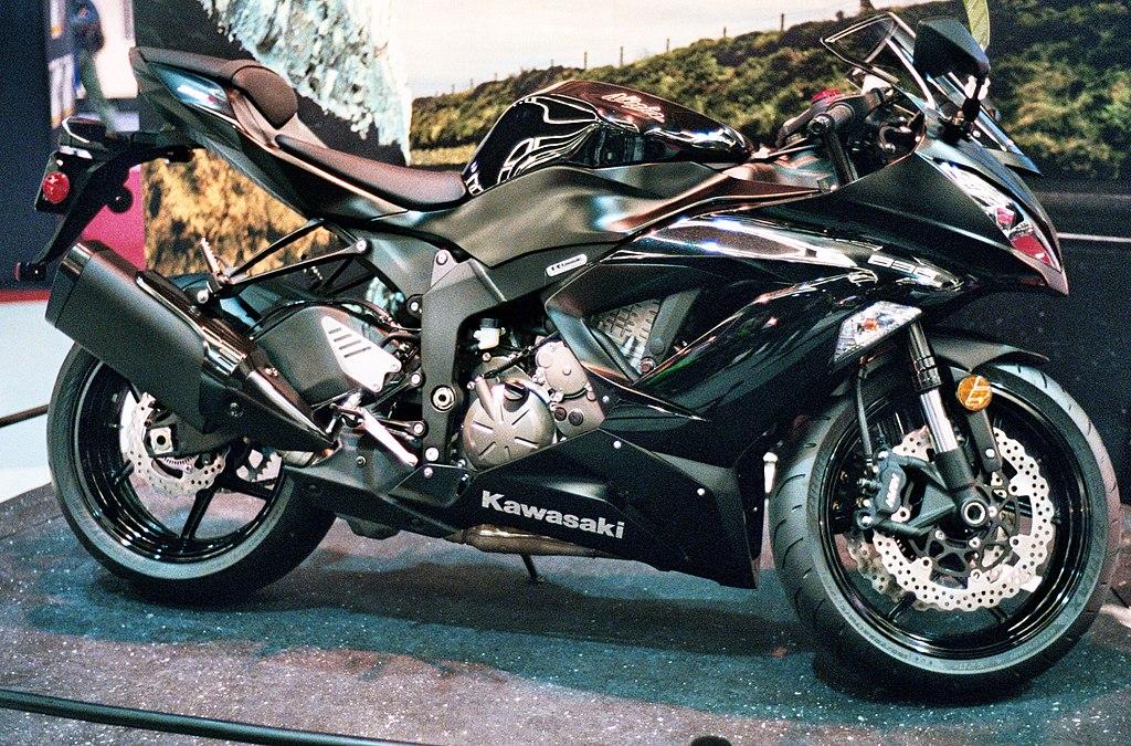 Kawasaki Ninja Slider