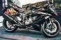 2013 Kawasaki Ninja 636 side Seattle Motorcycle Show.jpg