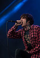 2014-06-05 Vainsteam Bring me the Horizon Oli Sykes 08.jpg