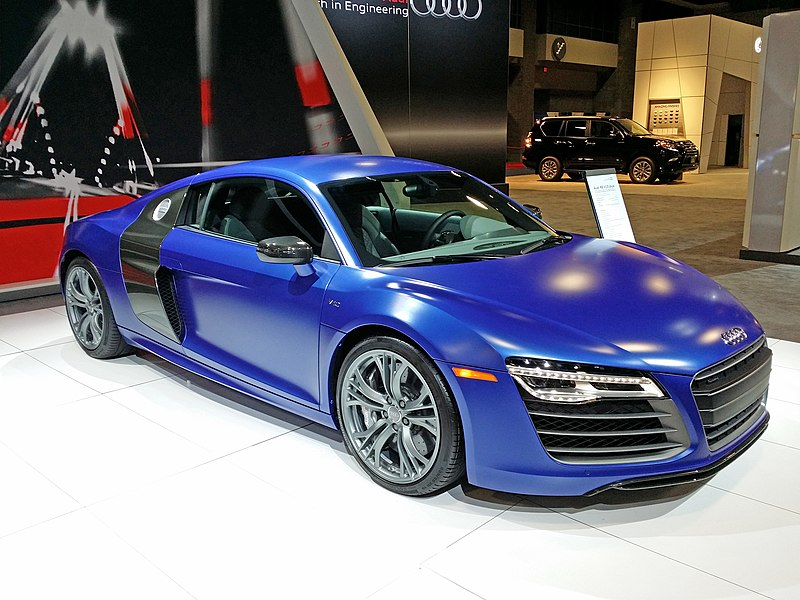 What is Audi R8 zero to sixty time?