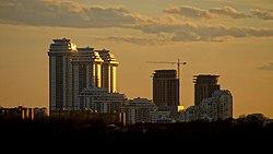 Skyline of 西部行政區