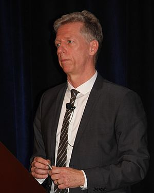 James Orbinski - Dr. Orbinski at the Mayo Clinic in 2015
