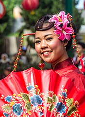 2015 Chinese New Year Fashion Show, Sudirman Street, Yogyakarta, 2015-02-15 02.jpg