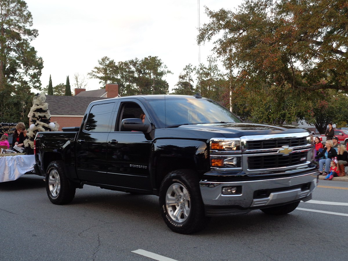 Used Chevy Tahoe >> Chevrolet Silverado - Wikipedia