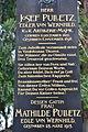 2016-03-24 GuentherZ Wien11 Zentralfriedhof (28) Grab Josef Pulletz.JPG