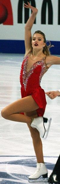 2016 Grand Prix of Figure Skating Final Christina Carreira Anthony Ponomarenko IMG 2876 (cropped) - Carreira.jpg