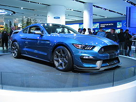 2016 Shelby Gt350r Front Jpg