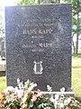 20170811 Hans Kapp Gravestone.jpg