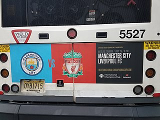Liverpool F.C.–Manchester City F.C. rivalry Rivalry between English clubs Liverpool F.C. and Manchester City F.C.