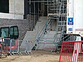 2018 Woolwich Crossrail Station construction site 11.jpg