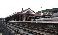 2018 at Aviemore station - platform 3.JPG