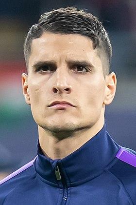 Erik Lamela Argentine association football player