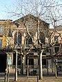 215 Centre Agrícola, pge. Alcover 2 (Vilafranca del Penedès), façana de la rbla. Nostra Senyora.jpg