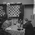 26e Hoogovenschaaktoernooi te Beverwijk, Dunkelblum en Donner, Bestanddeelnr 915-9243.jpg
