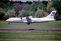 D-AEWG - A320 - Eurowings