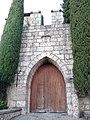 299 Monestir de Montserrat, portal est del recinte.JPG