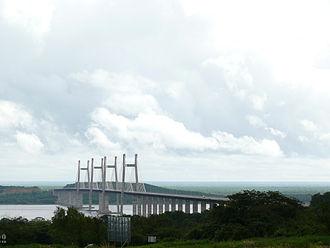 Ciudad Guayana - Orinokia bridge