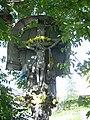 2 Proszowice - krzyż drewniany z XIX w. (1.VI.2008).JPG