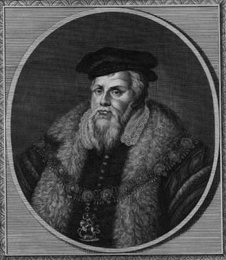 Francis Russell, 2nd Earl of Bedford - Image: 2nd Earl Of Bedford