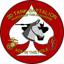2nd Tank Battalion insignia