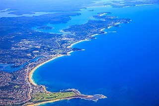 Northern Beaches Region in New South Wales, Australia