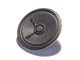 Acoustics - An inexpensive low fidelity 3.5 inch driver, typically found in small radios