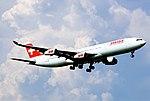 311aq - Swiss Airbus A340-313X, HB-JMH@ZRH,08.08.2004 - Flickr - Aero Icarus.jpg