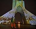 3573110 ویدئو مپینگ برج آزادی به مناسبت هفته تهران.jpg