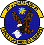 377 Contracting Sq emblem.png