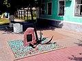 3979. Novokhopyorsk. A memorial stone with an anchor.jpg