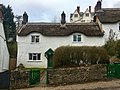 3 and 4 Castle Hill, St Fagans, January 2021.jpg
