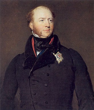 Francis Seymour-Conway, 3rd Marquess of Hertford - The Marquess of Hertford.