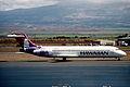 427bl - Hawaiian Airlines Boeing 717-22A; N485HA@OGG;03.10.2006 (4949613997).jpg
