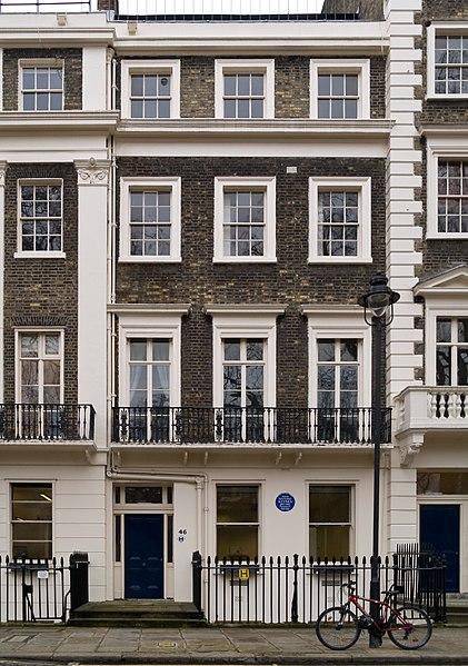 File:46 Gordon Square London.jpg