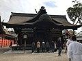 4th Hongu of Sumiyoshi Grand Shrine 2.jpg