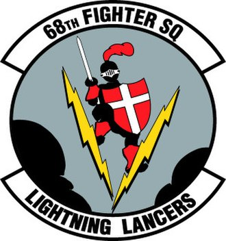 68th Fighter Squadron - Image: 68th Fighter Squadron