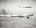 6th Bombardment Wing Convair B-36F-5-CF Peacemakers 49-2683 and 49-2680.jpg