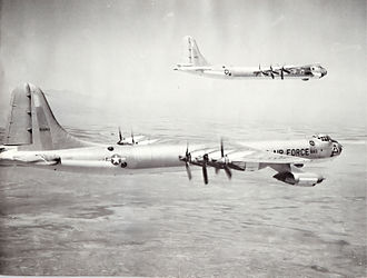 6th Air Mobility Wing - 6th Bombardment Wing B-36 Peacemakers
