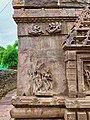 704 CE Svarga Brahma Temple, Alampur Navabrahma, Telangana India - 17.jpg